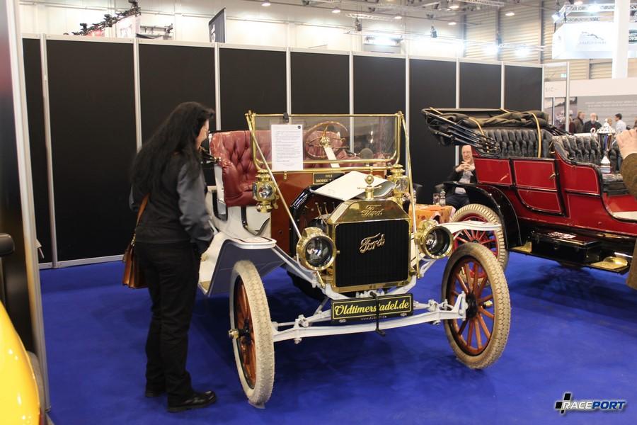1911 г. в. Ford Model T
