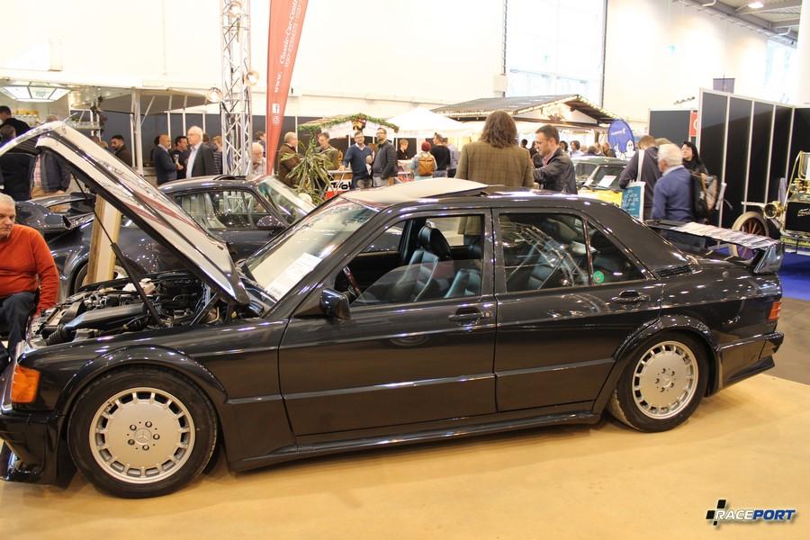 Mercedes Benz 190 E 2.5-16 EvoI (W201) 1989 г. в. 194 л. с. 129 000 Euro