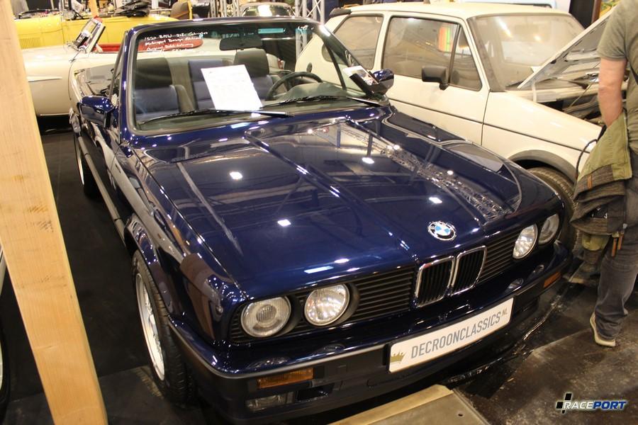 BMW E30 318i Convertible