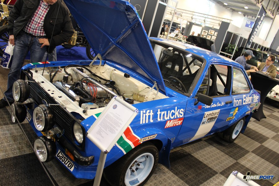 Ford Rally Spec