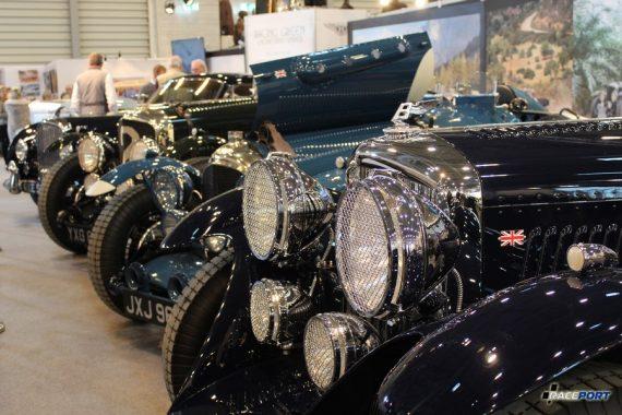Выставка в Эссен «Techno Classica Essen» 2018 фотоотчет часть 4 — British cars