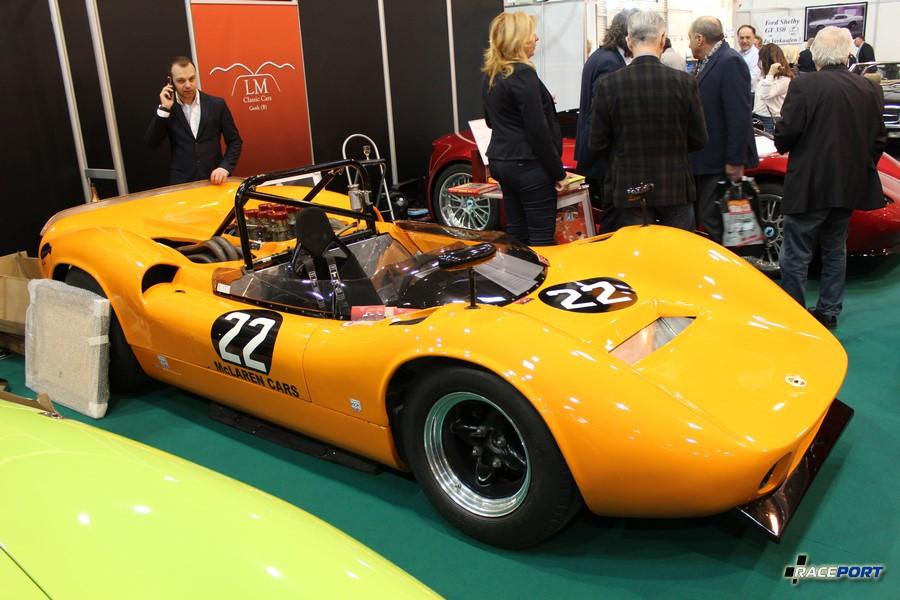McLaren M1B Can Am