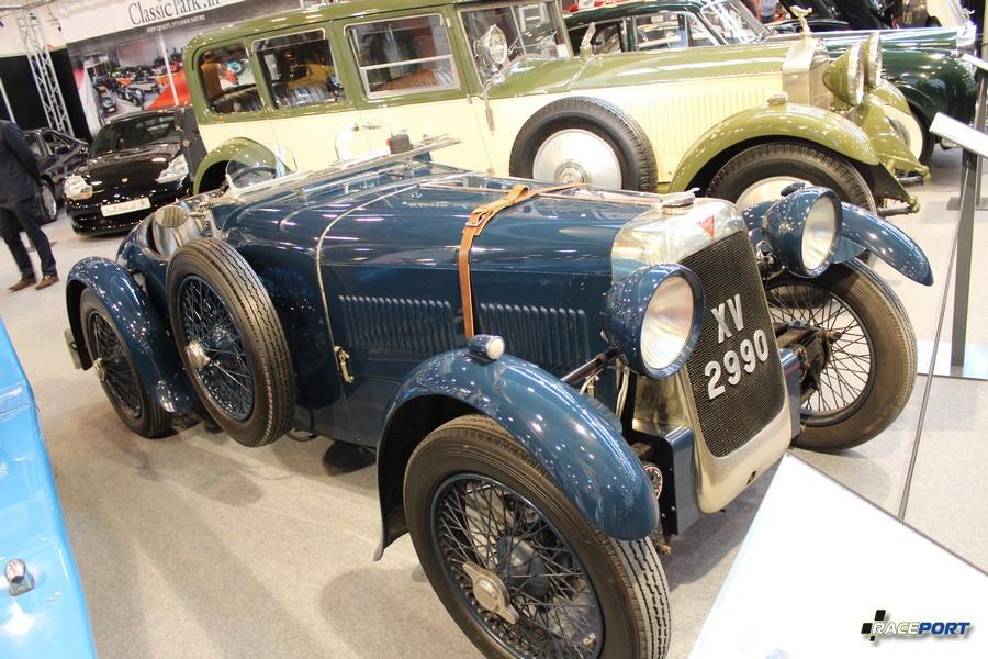 1928 г. в. Alvis 12/50 FWD 299 900 Euro