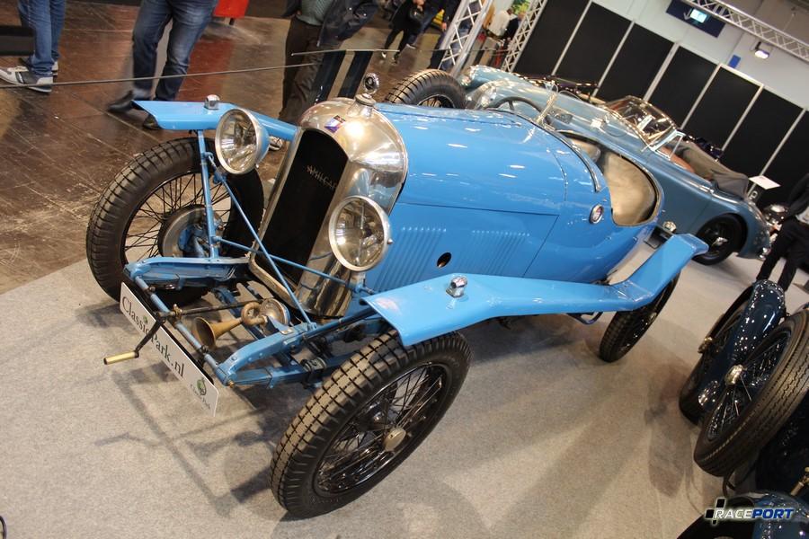 1925 г. в. Amilcar CGS Boattail Ch. Duval 84 900 Euro