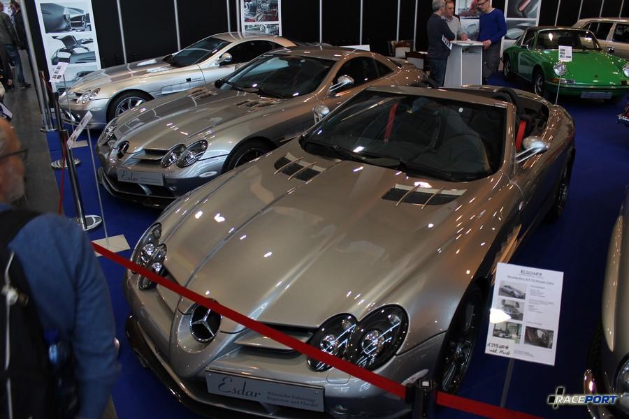 Mercedes-Benz SLR McLaren Cabrio 1 295 000 Euro