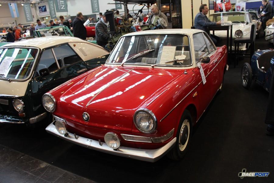 BMW 700 Coupe 1960 г. в. 22 500 Euro