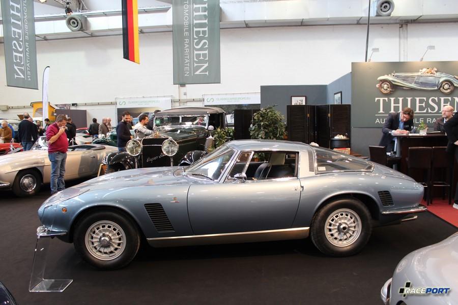 1967 ISO Grifo GL 350. V8 5,4L 355 Hp