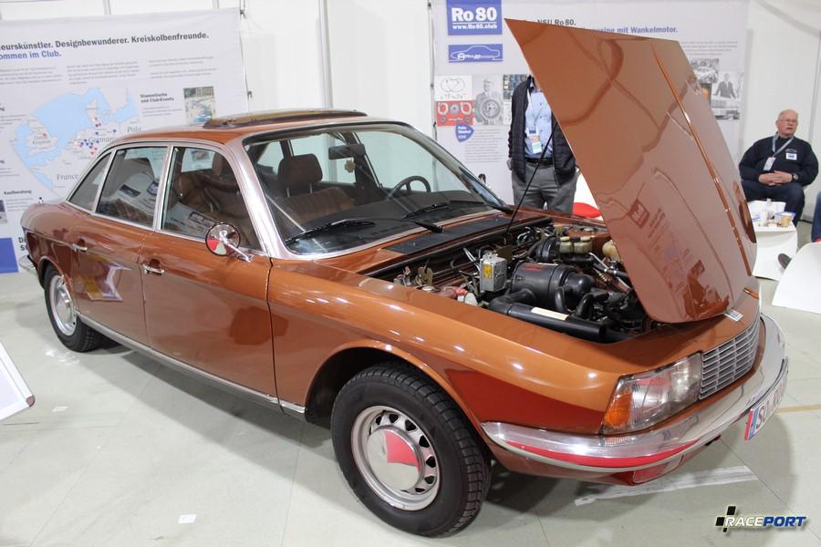 NSU Ro80 1975 г. в.