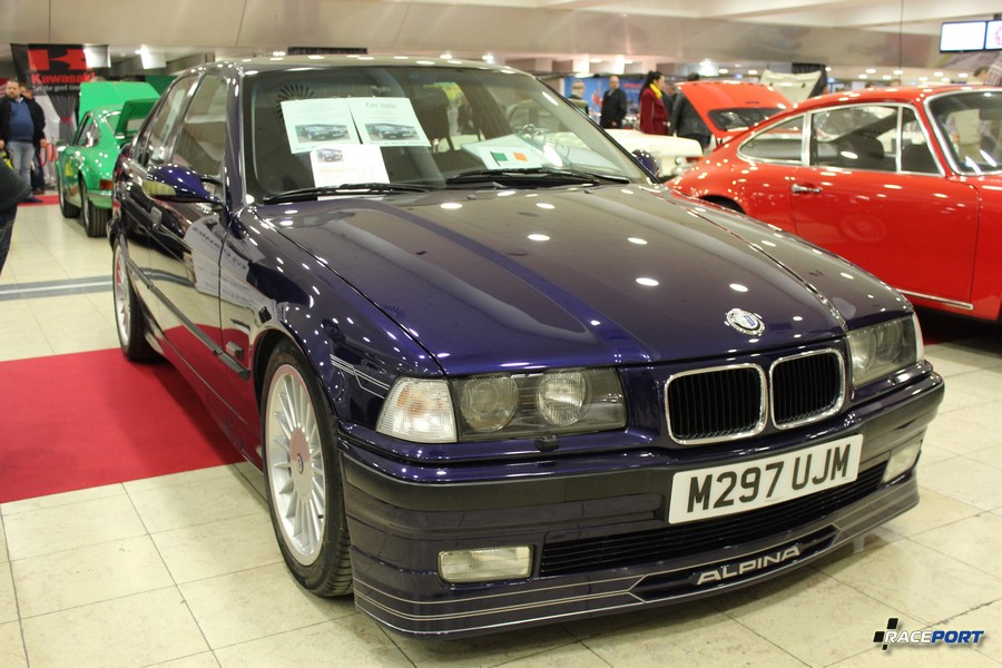 E36 Alpina B3 3.0 Switch tronic 19 950 Euro