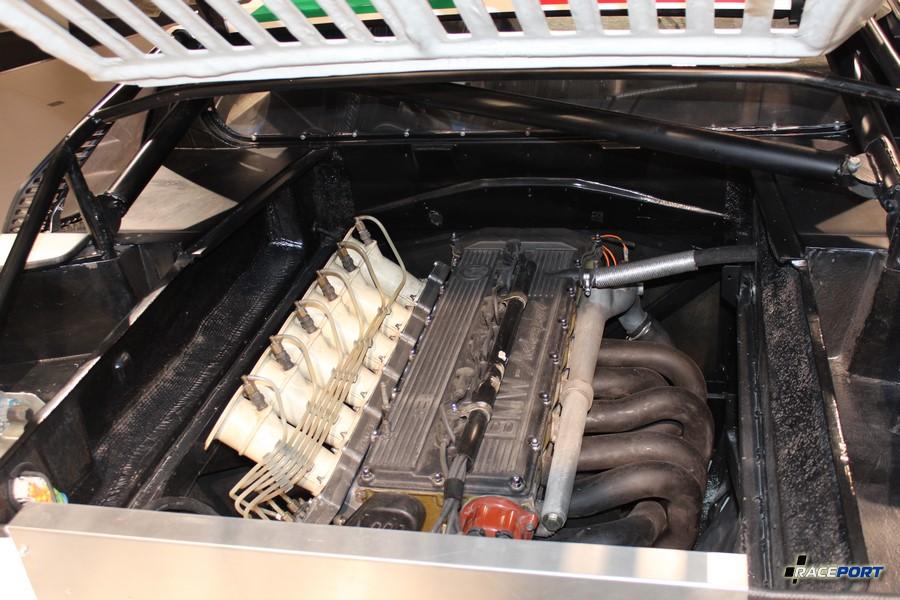 Двигатель от BMW M1 Procar 1979 г. в. 3.6л, 470 л.с. 9000 об/мин, 1020 кг.