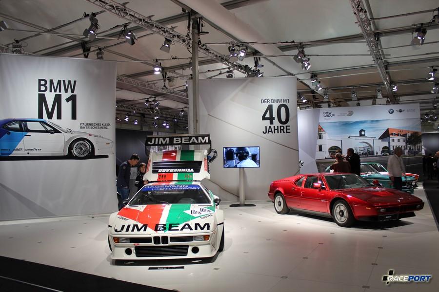 У моделей BMW M1 в кузове E26 также юбилей, 40 лет