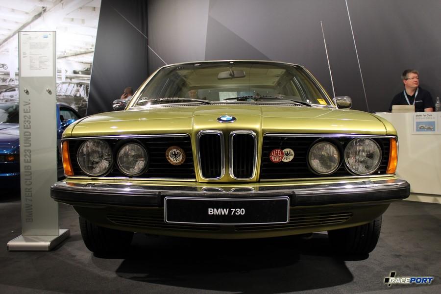 BMW 730 (E23) В 1978 г. модель стоила 36 500 DM с АКПП