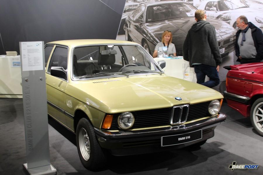 BMW 316 в кузове E21