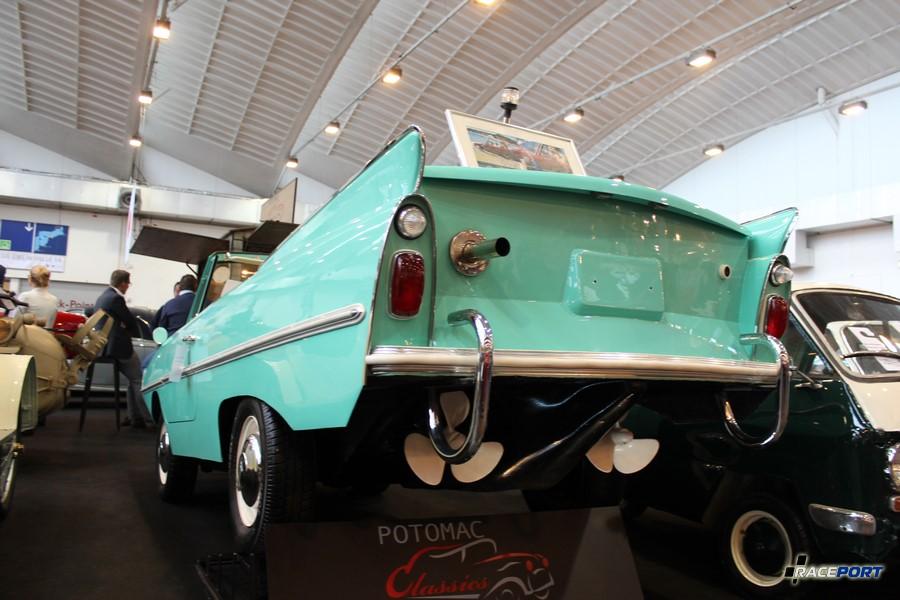 Автомобиль-катер Amphicar 770 Bodensee 1963 г. в. 68 500 Euro