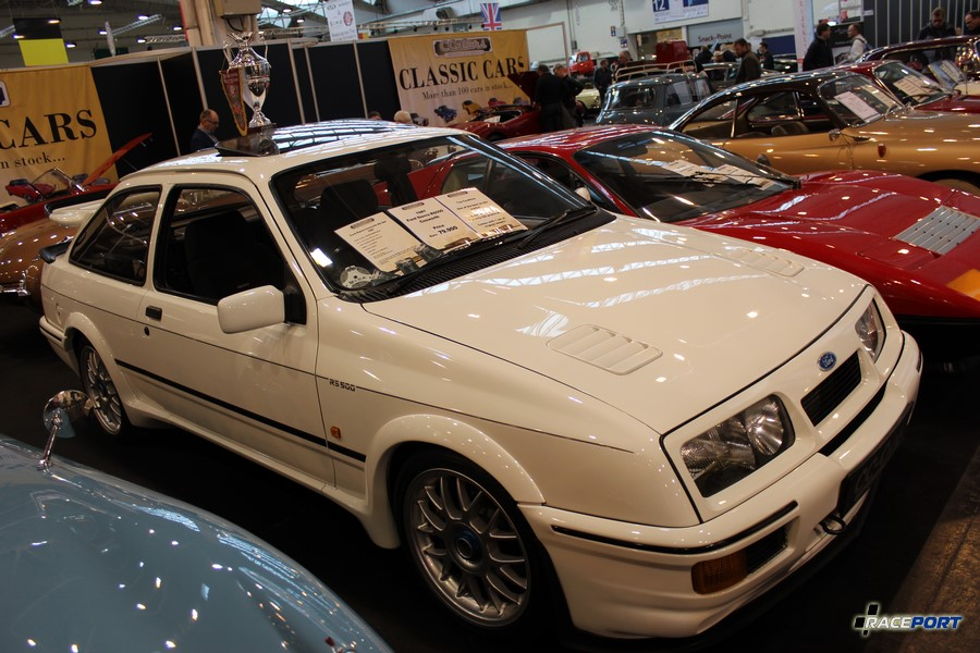 1987 г. в. Ford Sierra RS500 Cosworth 79 900 Euro