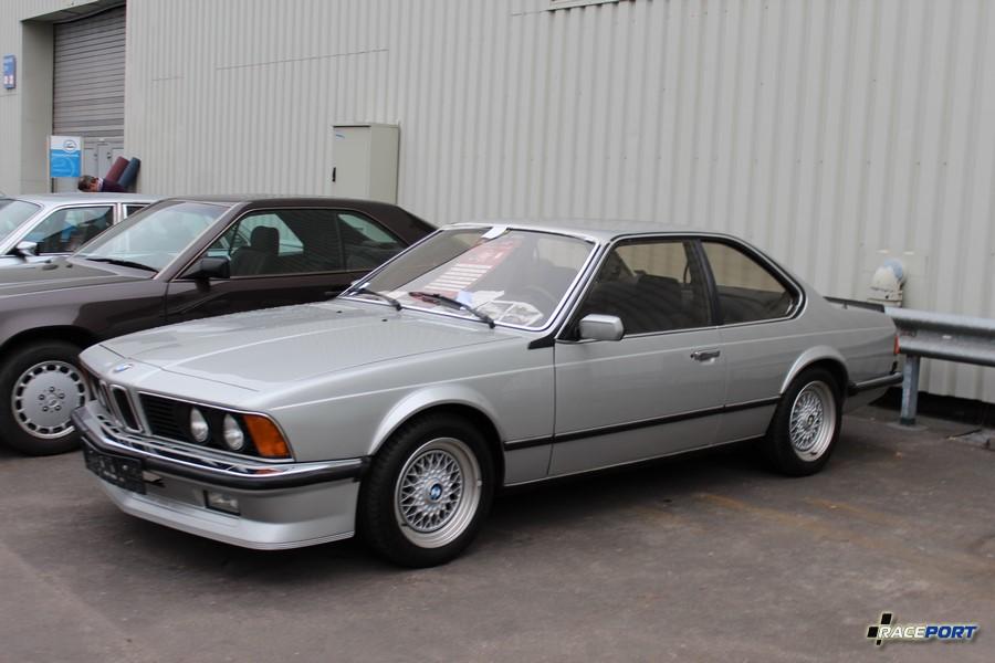 1984 BMW 635CSi E24 S38; 45 000 Euro