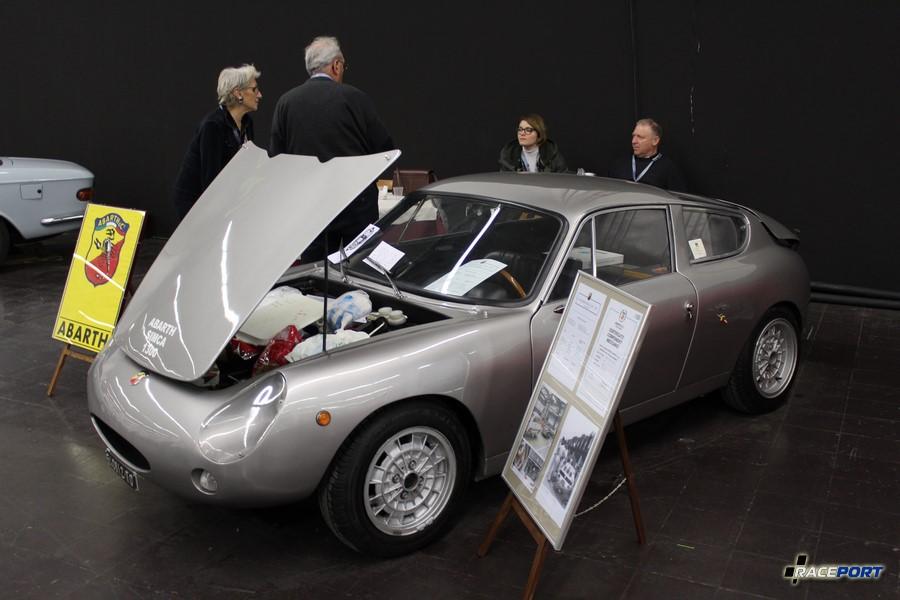1963 Abarth Simca 1300 -130S; 630 kg; 230 mph; 125 Hp