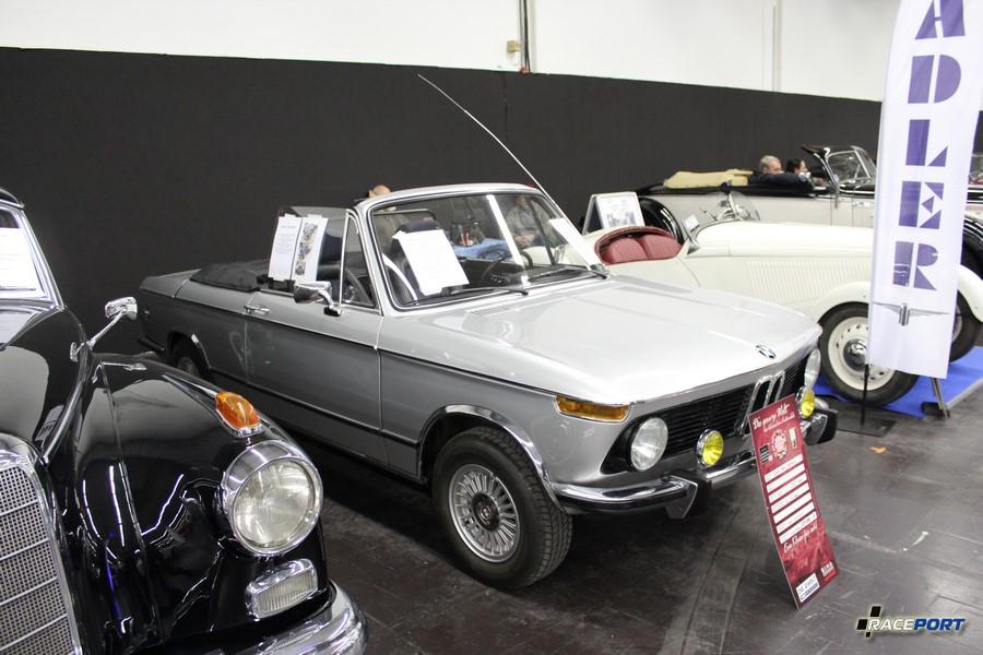 1973 BMW 1802 Cabrio; 25 000 Euro
