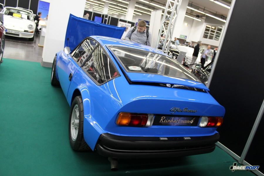 Очень забавная модель Alfa Romeo Junior Zagato 1300; 1970 г. в.; 88 л. с.; 57 700 Euro