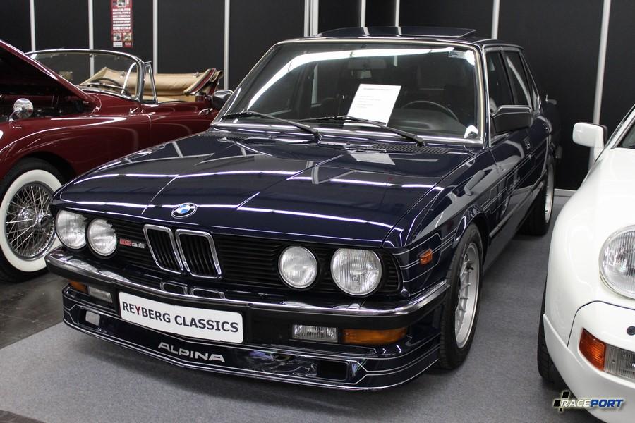1983 Alpina B9 3.5; 52 200 km; 55 000 Euro