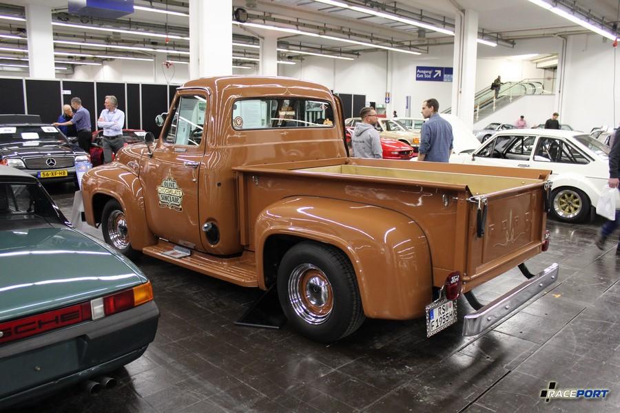 Кастомный пикап на базе Ford; 45 000 Euro