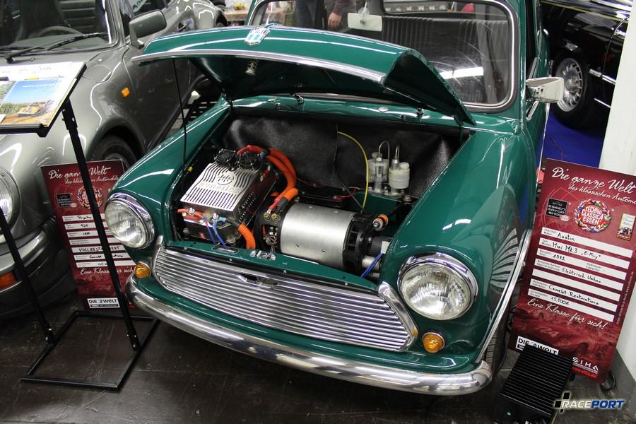 1972 Austin Mini Mk3 Электро вариант :) 15 500 Евро