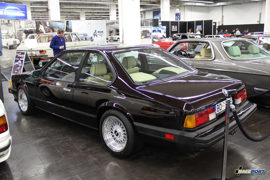 BMW 6 серии 1985 г. в. в кузове E24 для американского рынка. 22 500 Евро