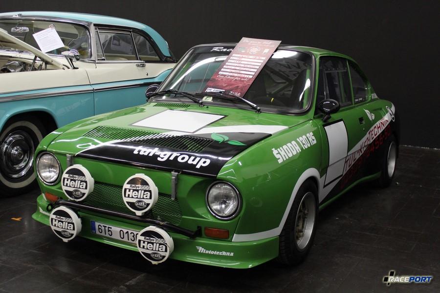 1978 Skoda 1300 RS