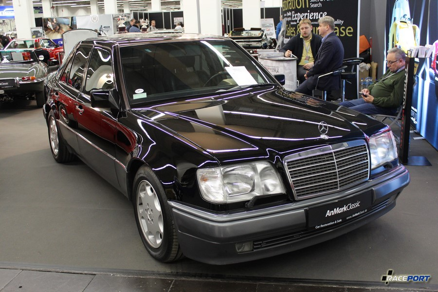 1994 Mercedes Benz E500 W124