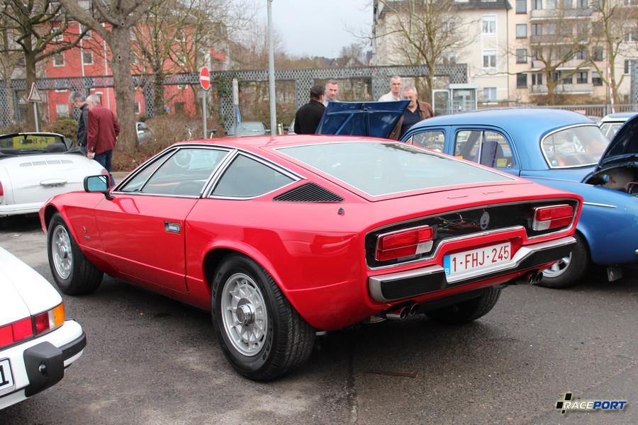 1977 Maserati Khamsin; 130 000 Euro
