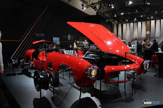 Выставка в Эссен «Techno Classica Essen» 2018 фотоотчет часть 3 — Mercedes Benz