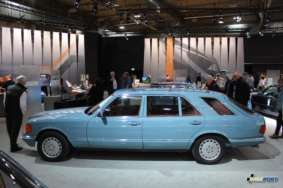 Mercedes-Benz 500 SEL Kombi (W126) WDB12603712016233 03.12.1981