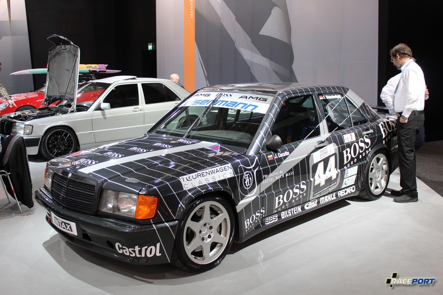 Mercedes-Benz W201 Racing version