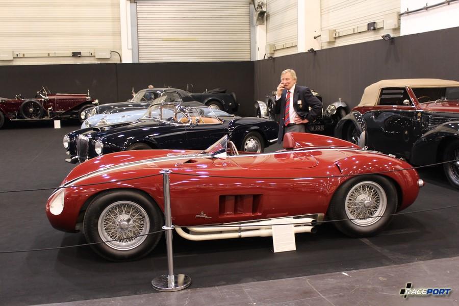 1955 г. в. Maserati 300 S Shortnose 3058