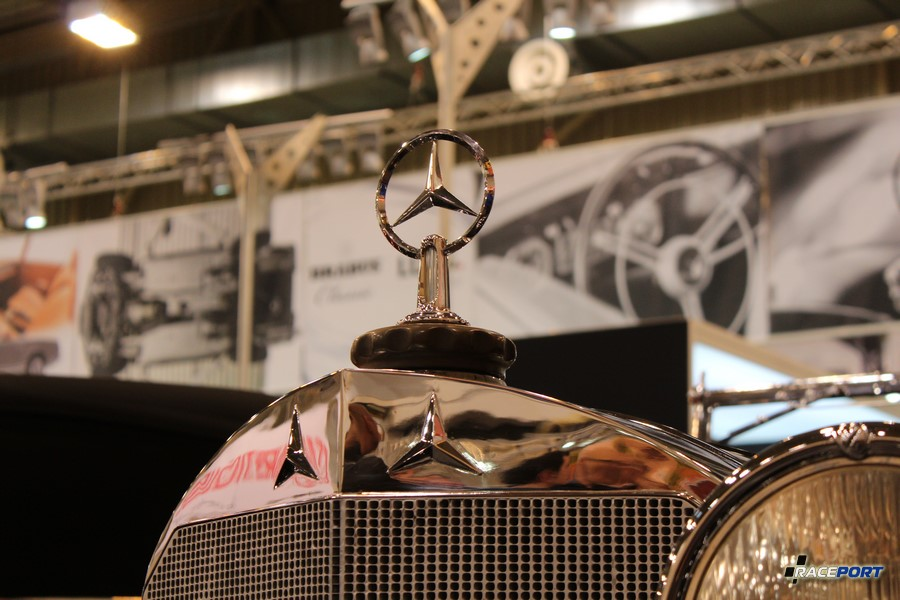 Mercedes-Benz Touren Wagen 680S 1928 г. в.