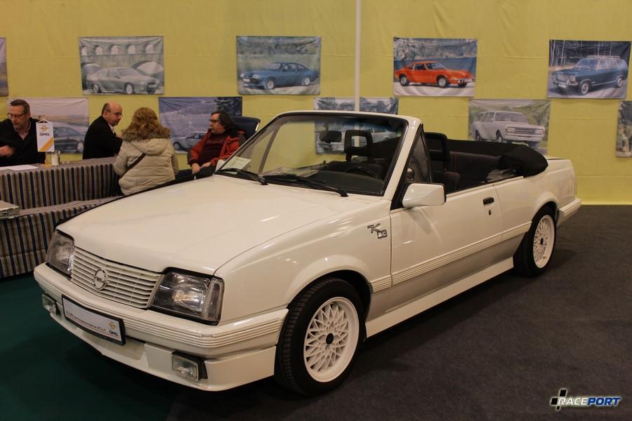 1984 г. в. Opel Ascona C 1,6 S Automatik, KC3