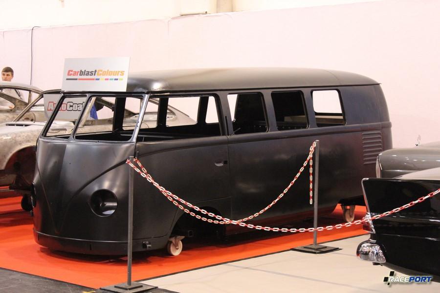Кузов Samba транспортера 1го поколения можно собрать из новых автозапчастей