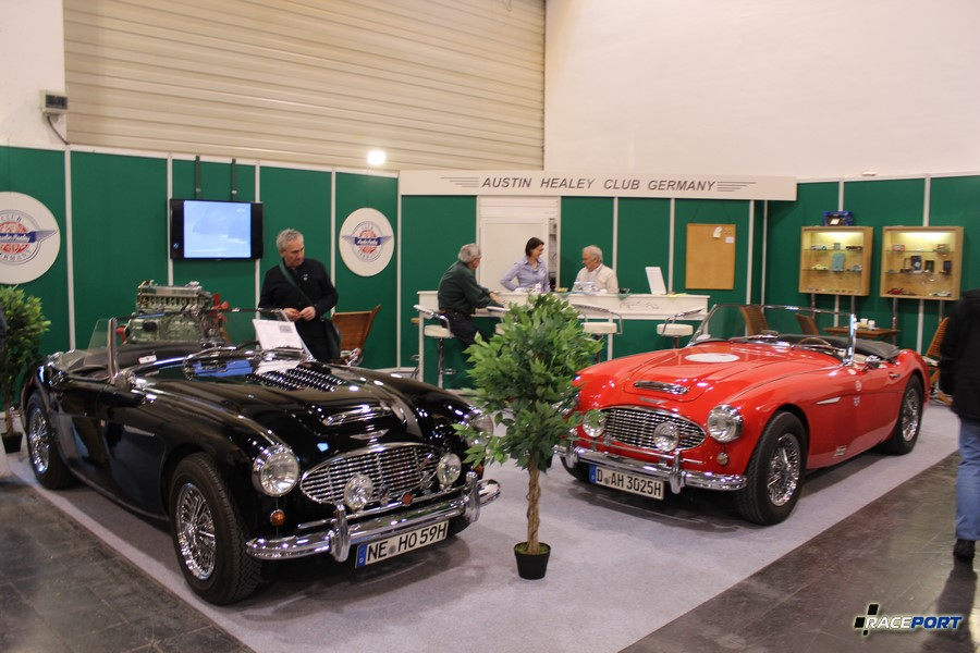 Austin Healey Club Germany