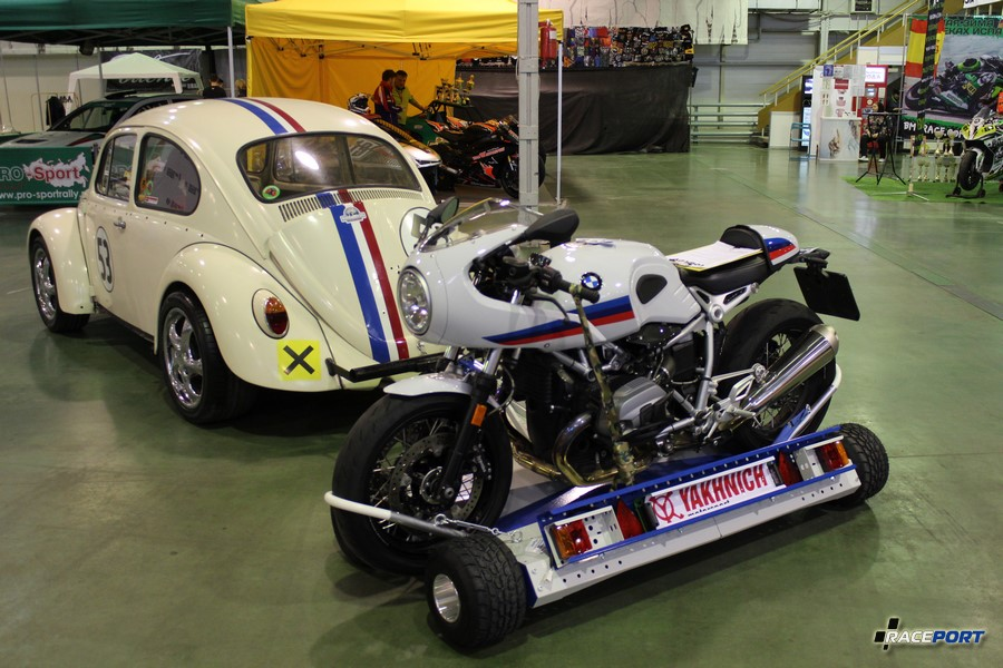 Kafer и BMW Motorrad