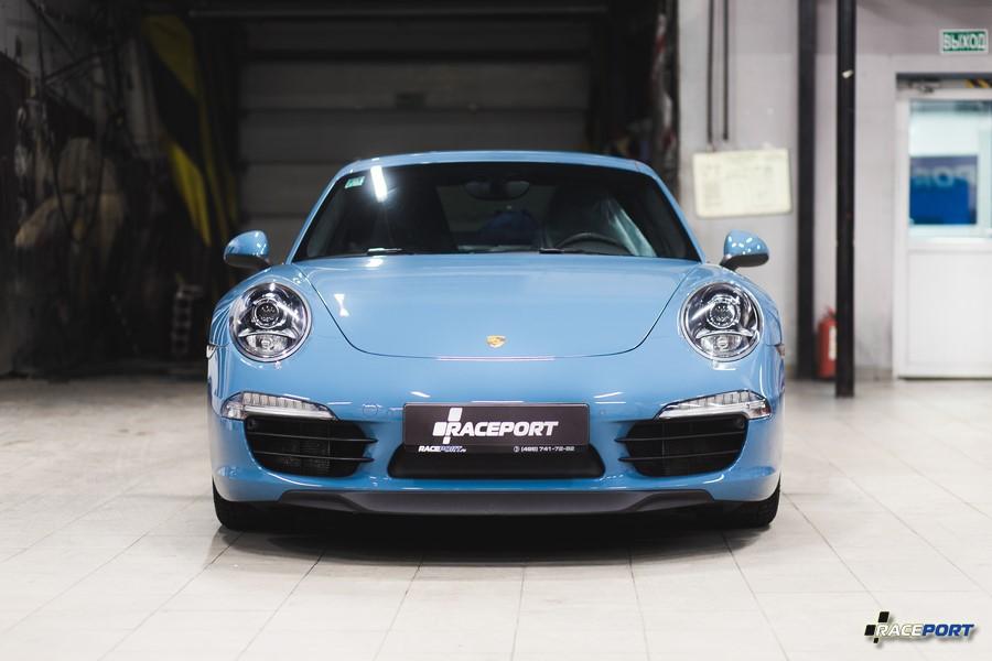 Покраска Porsche 911