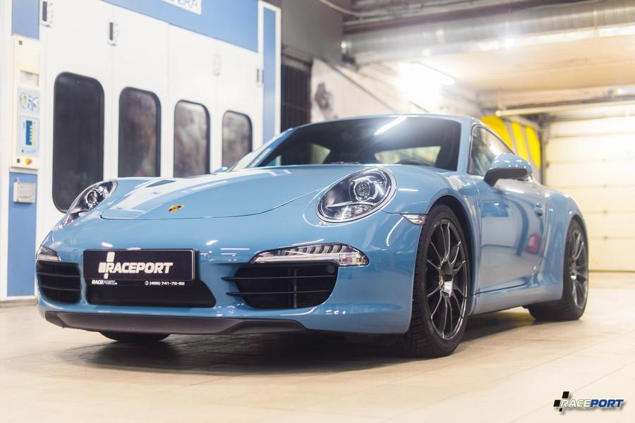Окрас Porsche