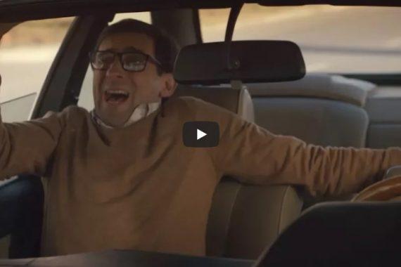 Отличный рекламный ролик к выходным с участием BMW E24