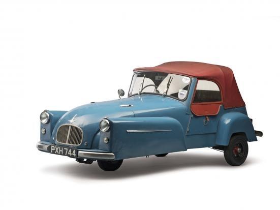 Bond Minicar Mk C, 1953