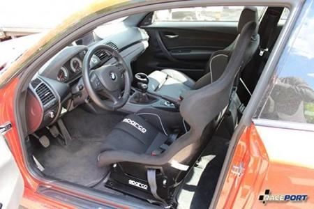 Сидение на BMW 1M E82 с программирование подушки airbag