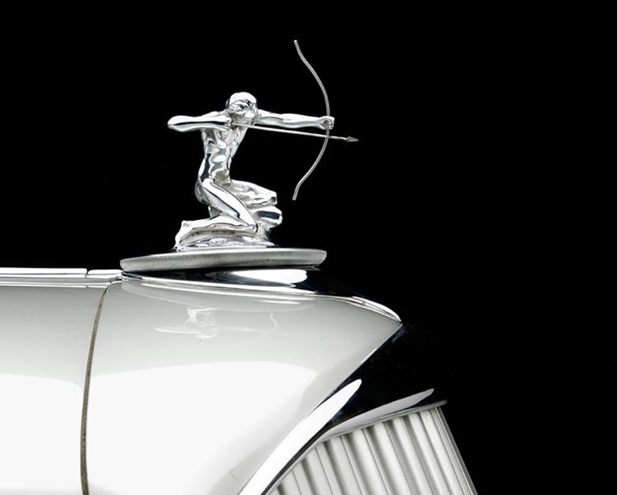 Pierce Arrow Silver 1934 г. в.