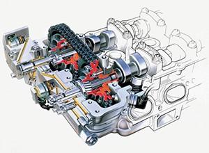 В разрезе агрегат от BMW M3 с двигателем S50B32 производства Rolls Royce. Стоимость свыше 2000 евро