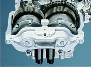 Vanos от двигателя V10 - S85B50 поставляется по частям