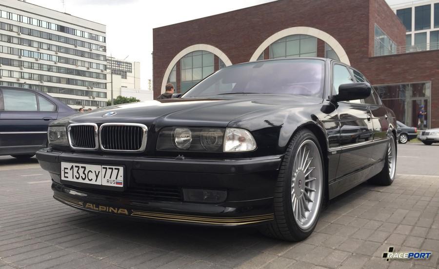 Alpina E38 B12 V12 5.7L