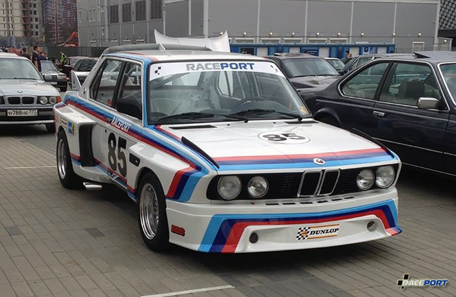 BMW E28CSL Batmobile
