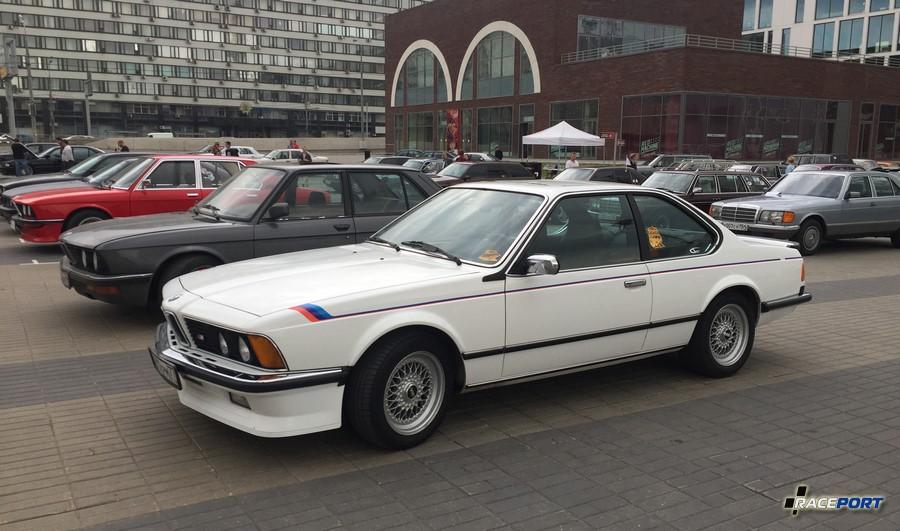BMW E24 6er